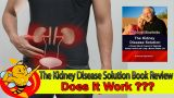 Kidney Disease Solution Is NOT A Scam - Read Full Review